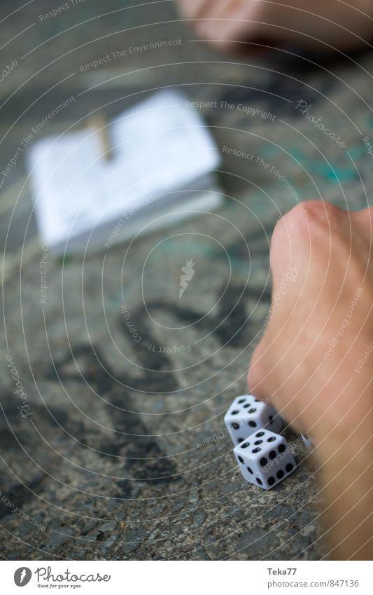ZEHN - Die Würfel sind gefallen Spielen Glück Stein Zufriedenheit Kommunizieren Zeichen Ziffern & Zahlen Brettspiel Kniffel