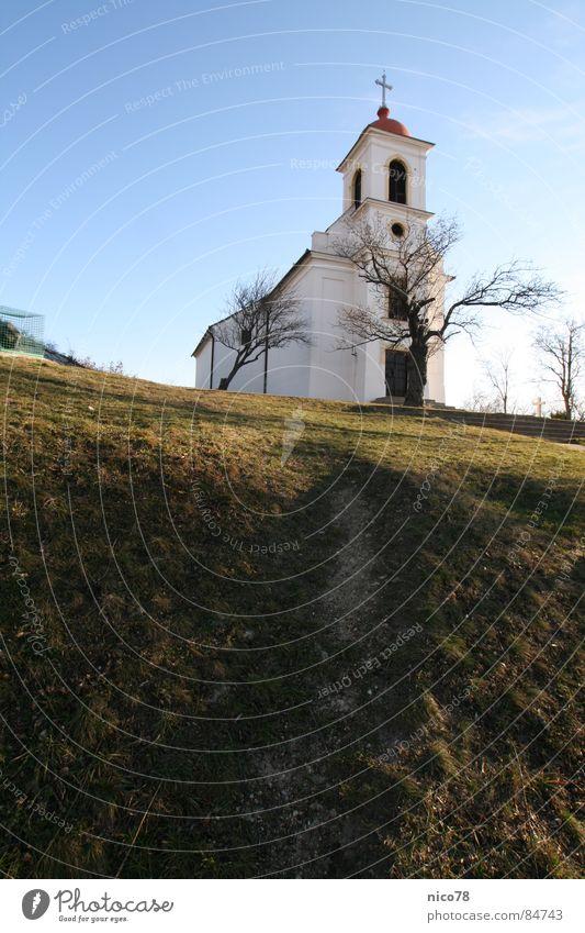 Dorfkirche Kirche Gotteshäuser Ungar