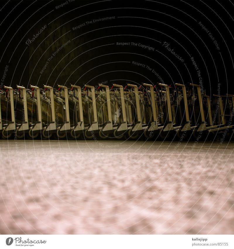 trolley Abflughalle Ankunft Verspätung Gepäck Koffer Ferien & Urlaub & Reisen Geschäftsreise Flughafen gepäckwagen gelandet handgepäck businss ankunftshalle