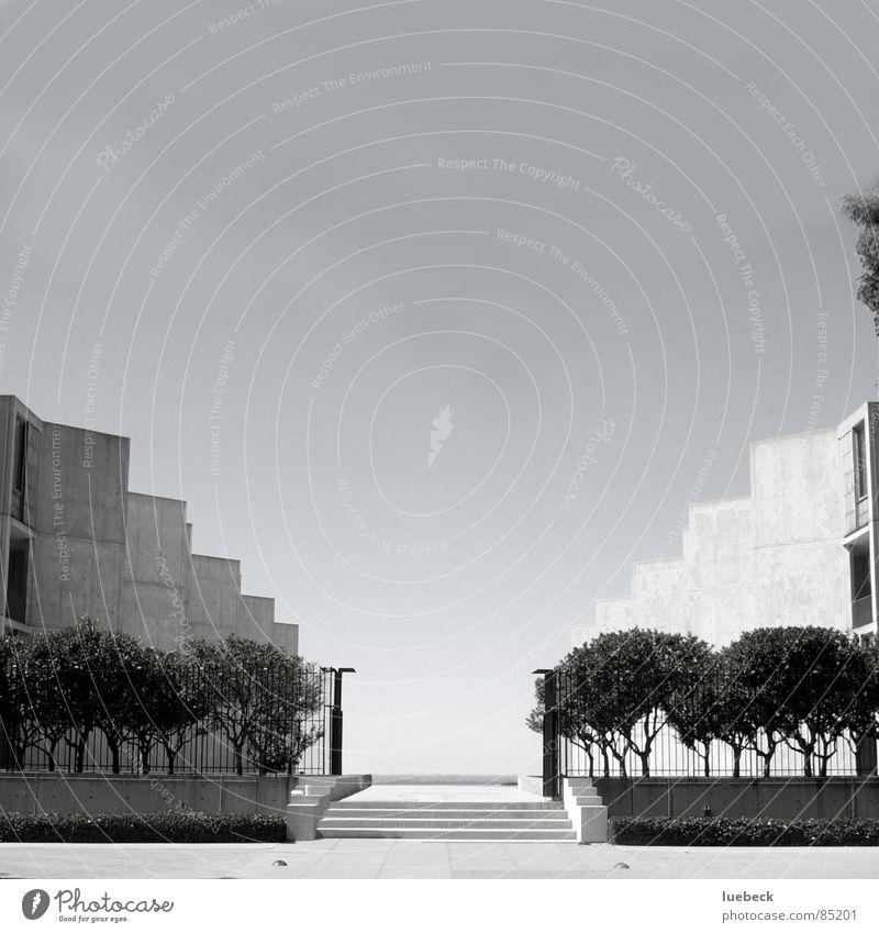 Salk Institute - San Diego La Jolla Gebäude Wissenschaften Amerika Kalifornien USA Architektur modern Louis Kahn San Diego County
