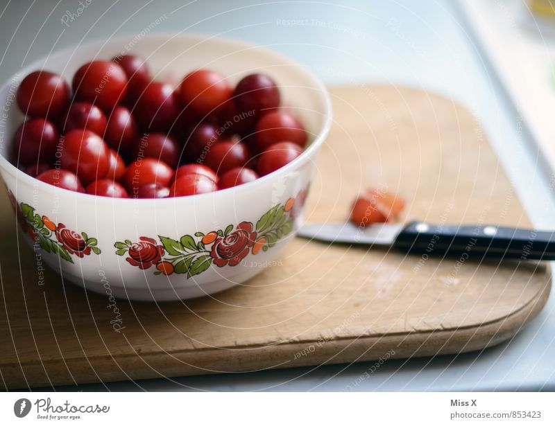 Zeit Gesunde Ernährung Gesundheit Lebensmittel Frucht frisch süß Kochen & Garen & Backen Küche lecker Bioprodukte Schalen & Schüsseln Messer Diät saftig