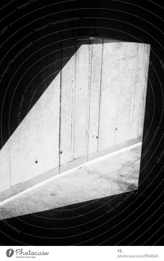 1000 | durchgang Architektur Mauer Wand Tür eckig einfach Neugier Hoffnung Beginn Fortschritt Perspektive Ferne Wege & Pfade Ziel Zukunft minimalistisch