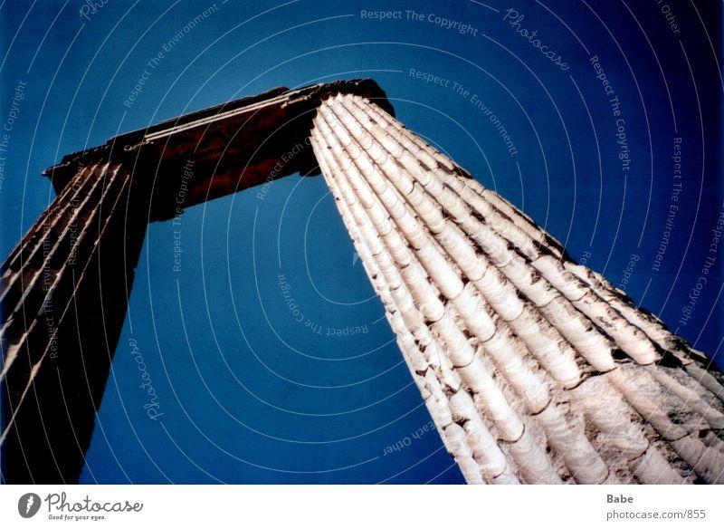 Säulen Architektur Griechenland antik