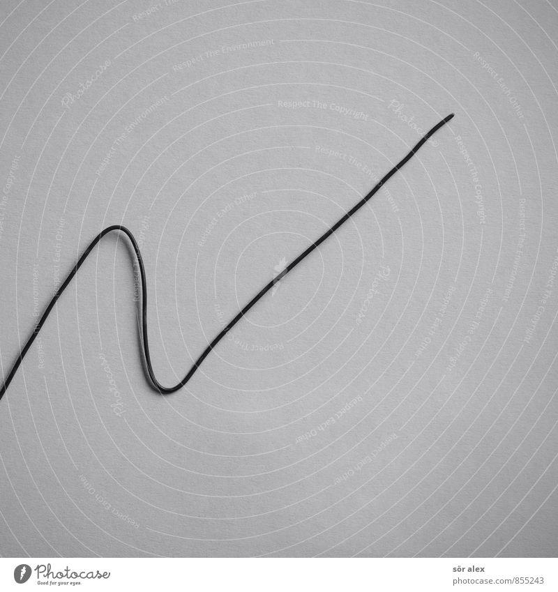 Berg- und Talfahrt Büroarbeit Bankangestellter Makler Geldinstitut Wirtschaft Industrie Kapitalwirtschaft Börse Business Karriere Erfolg Linie Diagramm