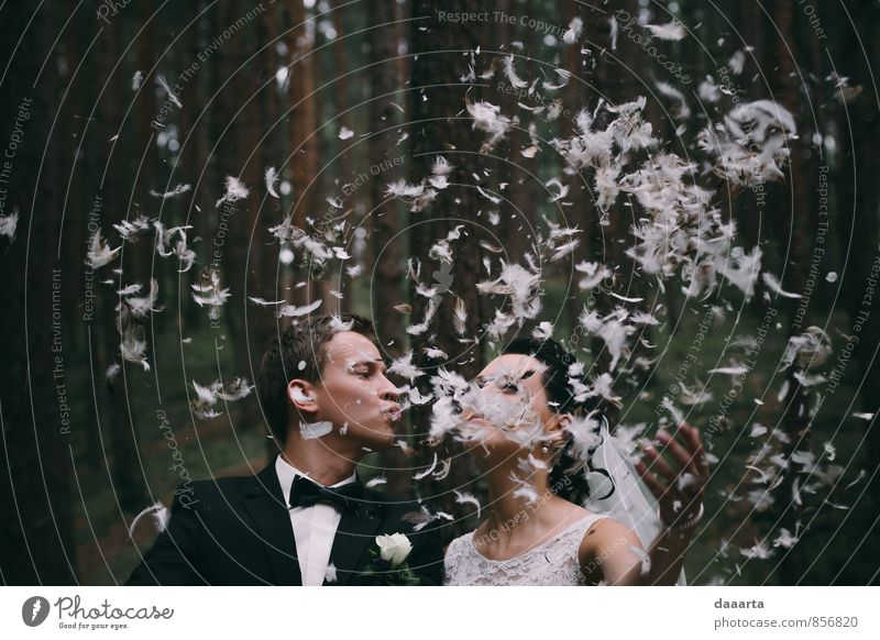 Glückliche Momente Lifestyle elegant Stil Freude harmonisch Wohlgefühl Erholung Freizeit & Hobby Abenteuer Feste & Feiern Hochzeit Mensch