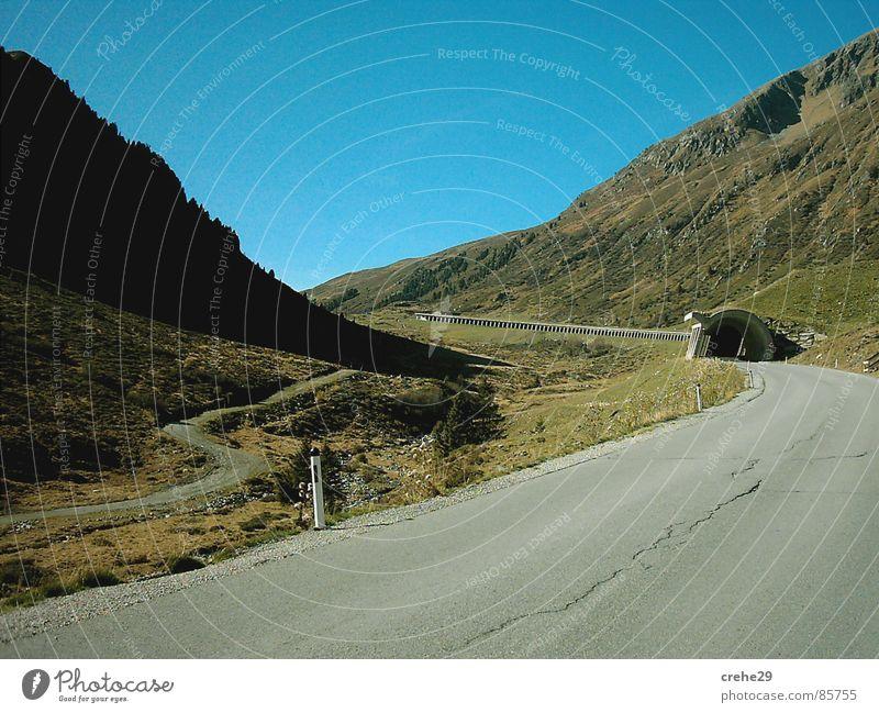 Lawienenschutz Österreich Autobahnauffahrt Naturphänomene Paradies Naturkatastrophe Naturgesetz Ferien & Urlaub & Reisen Fahrweg Umwelt Wildnis Berge u. Gebirge