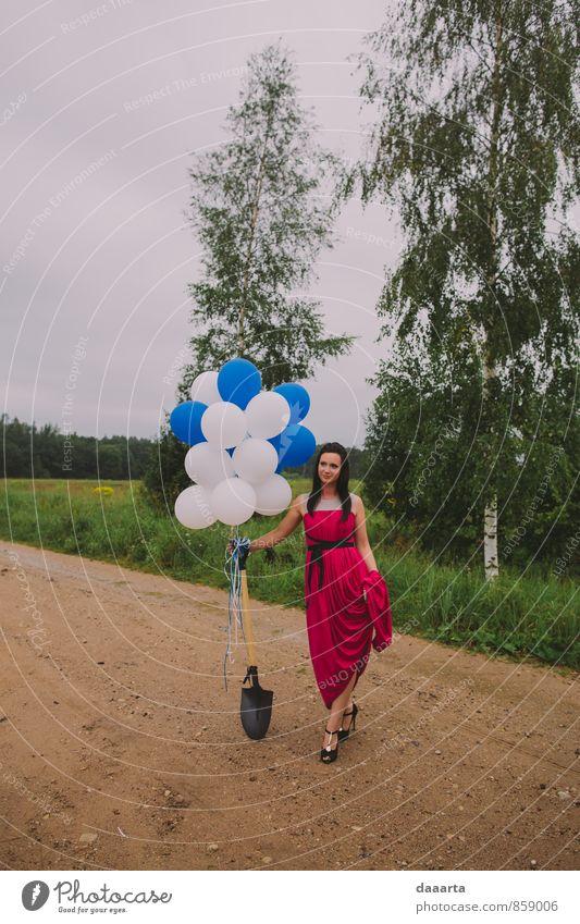Natur schön Erholung Landschaft Freude Erotik Umwelt Wärme Leben feminin Stil Feste & Feiern Freizeit & Hobby Lifestyle elegant Design