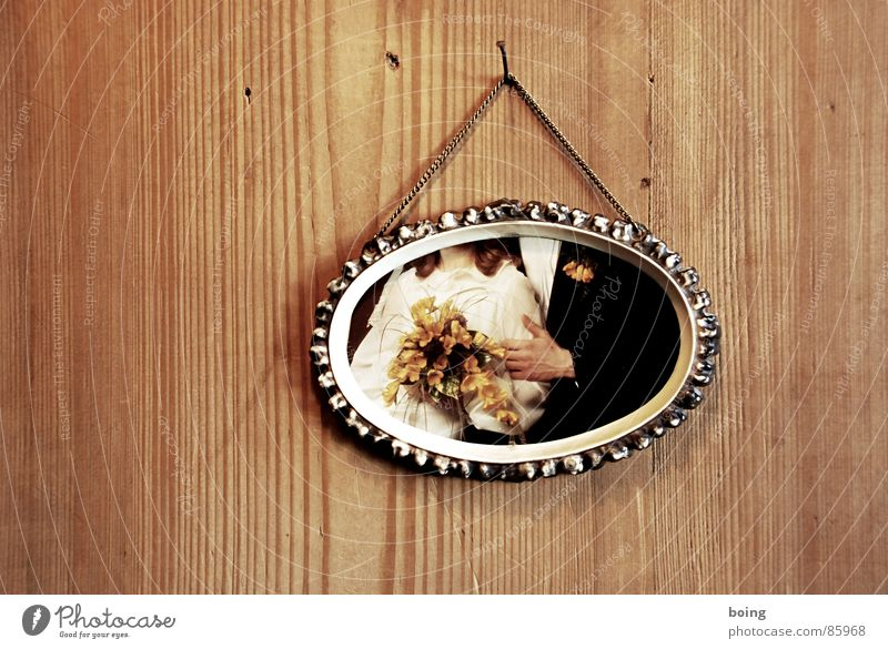 Die Liebe der Anderen 100 Liebe Glück Religion & Glaube Paar Familie & Verwandtschaft Kunst Fotografie paarweise Hochzeit Kirche Blumenstrauß Tradition Erinnerung Bilderrahmen Ehepaar Tisch