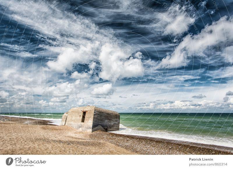 The Great Gig in the Sky IV Himmel Natur alt Wasser Sonne Meer Wolken Strand Umwelt Küste Gebäude Wetter Wellen trist Klima Schönes Wetter