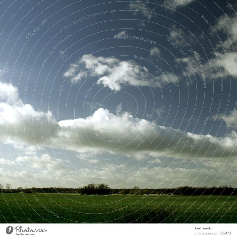 SchönWetter schön Himmel Sonne Sommer Wiese Frühling Landschaft Feld Wetter Klima Amerika Schönes Wetter Blauer Himmel Meteorologie Pol- Filter