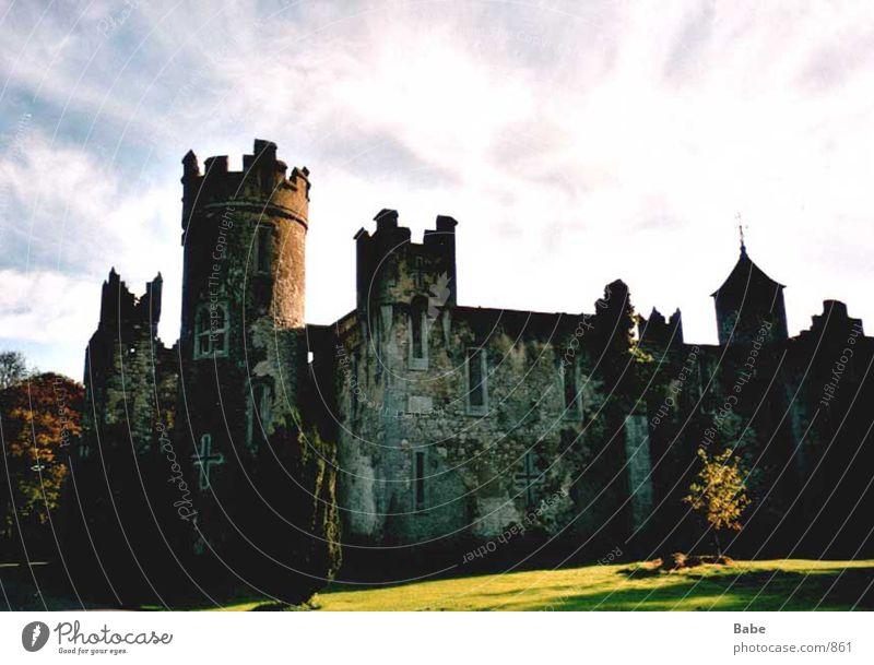 Howth Castle 2 Architektur Burg oder Schloss