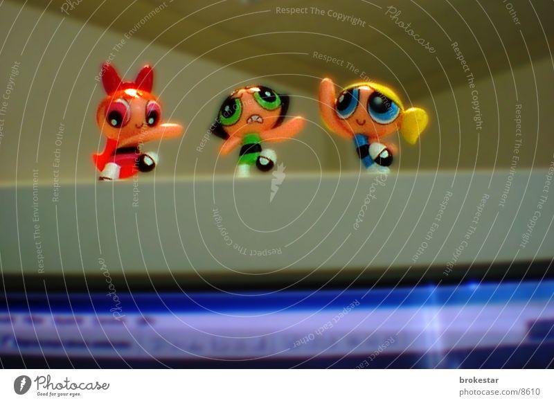 girls Bildschirm