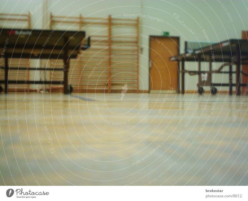 Battlefields Sport Halle Holzfußboden Sporthalle Tischtennis