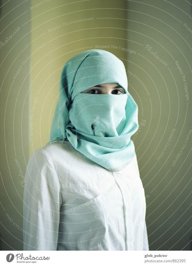 Neue Welt elegant Stil Mensch feminin Junge Frau Jugendliche Erwachsene Kopf Frauenbrust 1 18-30 Jahre Kultur Bekleidung Arbeitsbekleidung Schutzbekleidung