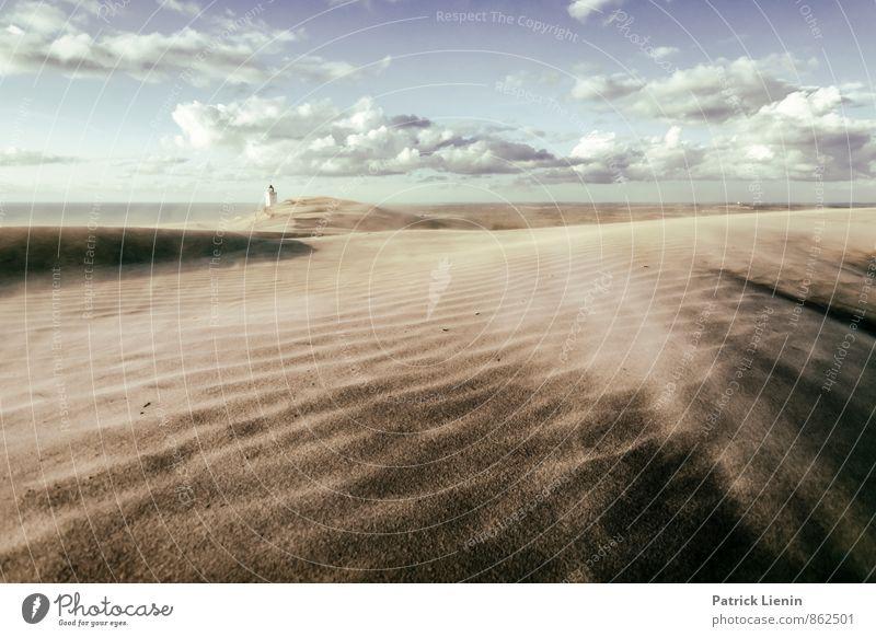 Day in the Dunes Himmel Natur Sommer Erholung Landschaft ruhig Wolken Umwelt Wärme Leben Sand Luft Wetter Zufriedenheit Wind wandern