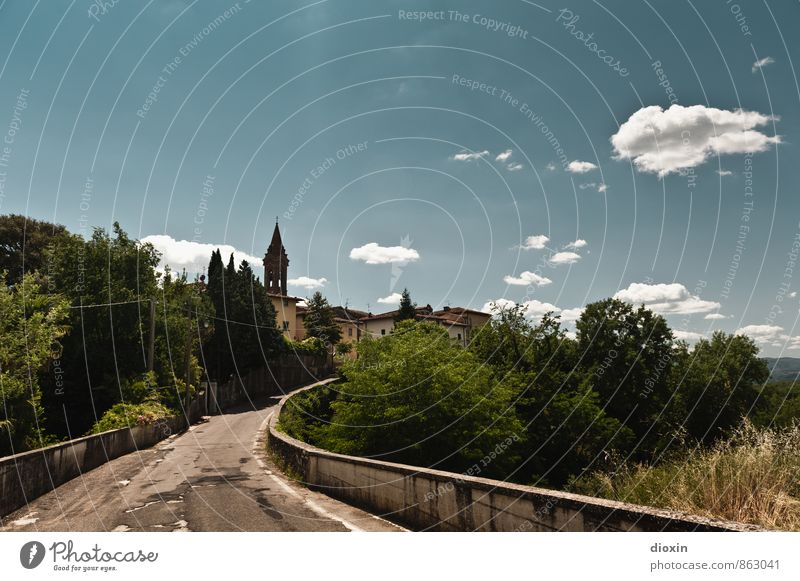 endlich ländlich! harmonisch ruhig Ferien & Urlaub & Reisen Tourismus Ausflug Sommer Sommerurlaub Umwelt Natur Himmel Wolken Sonnenlicht Klima Schönes Wetter