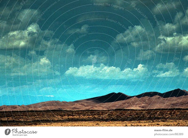 wüstenhimmel Natur Himmel Sonne blau Wolken dunkel Wärme Sand Regen Umwelt Erde USA Afrika Wüste dünn Physik