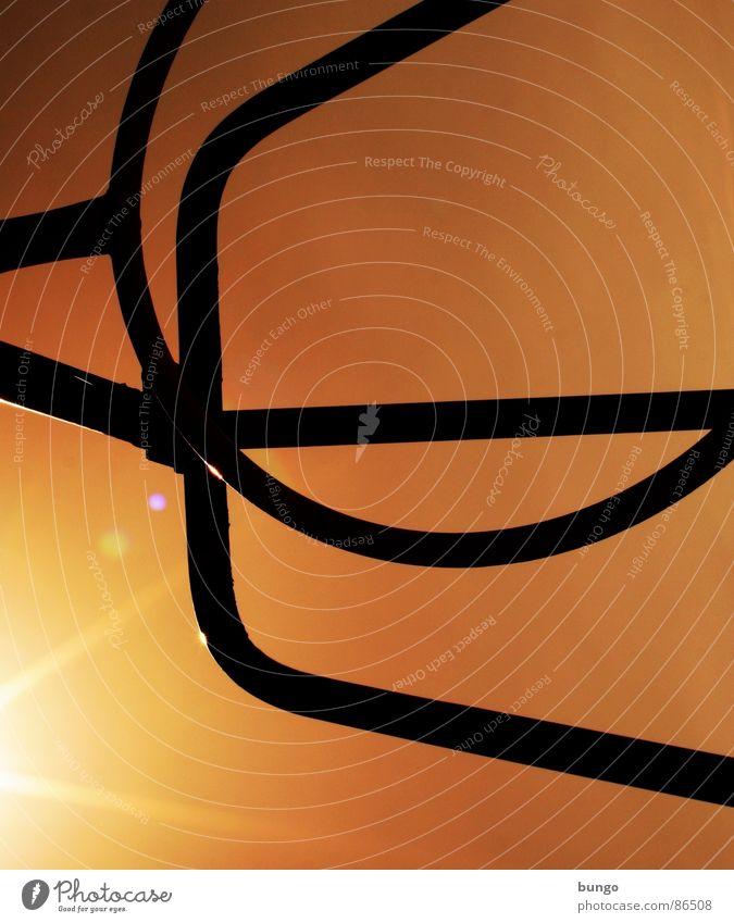 Ratespiel Himmel Sonne Freude Ferne Spielen Metall Linie hoch Kreis Klettern Schaukel graphisch Swing toben Funsport