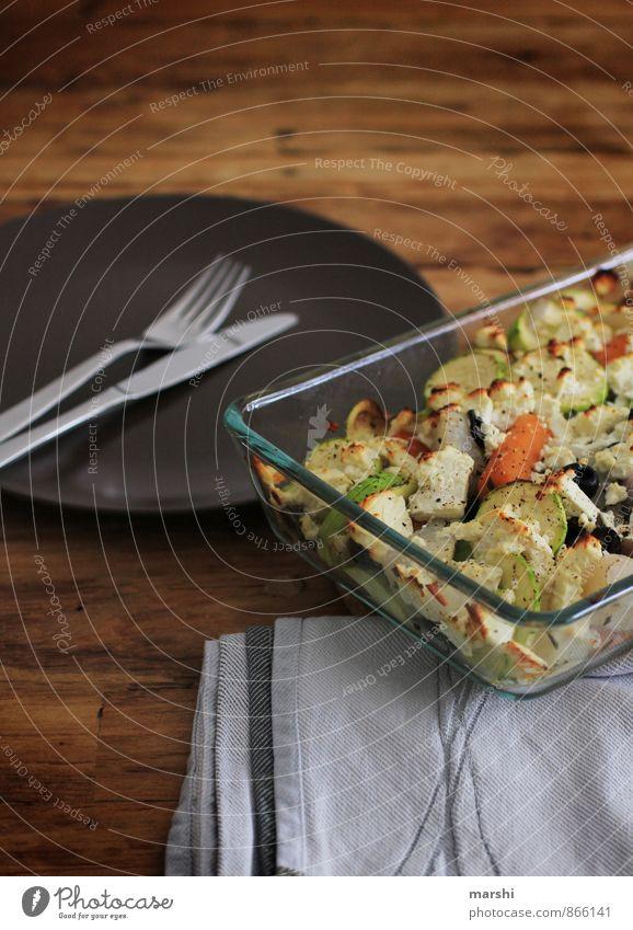 Mahlzeit ! Lebensmittel Gemüse Ernährung Essen Mittagessen Bioprodukte Vegetarische Ernährung Diät Fasten Geschirr Teller Schalen & Schüsseln Besteck Gefühle