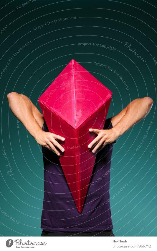 ARROWMANIAC Design Freude Rauschmittel Diskjockey Schüler Azubi Student Kompass Mensch maskulin Junger Mann Jugendliche Erwachsene 1 18-30 Jahre 30-45 Jahre