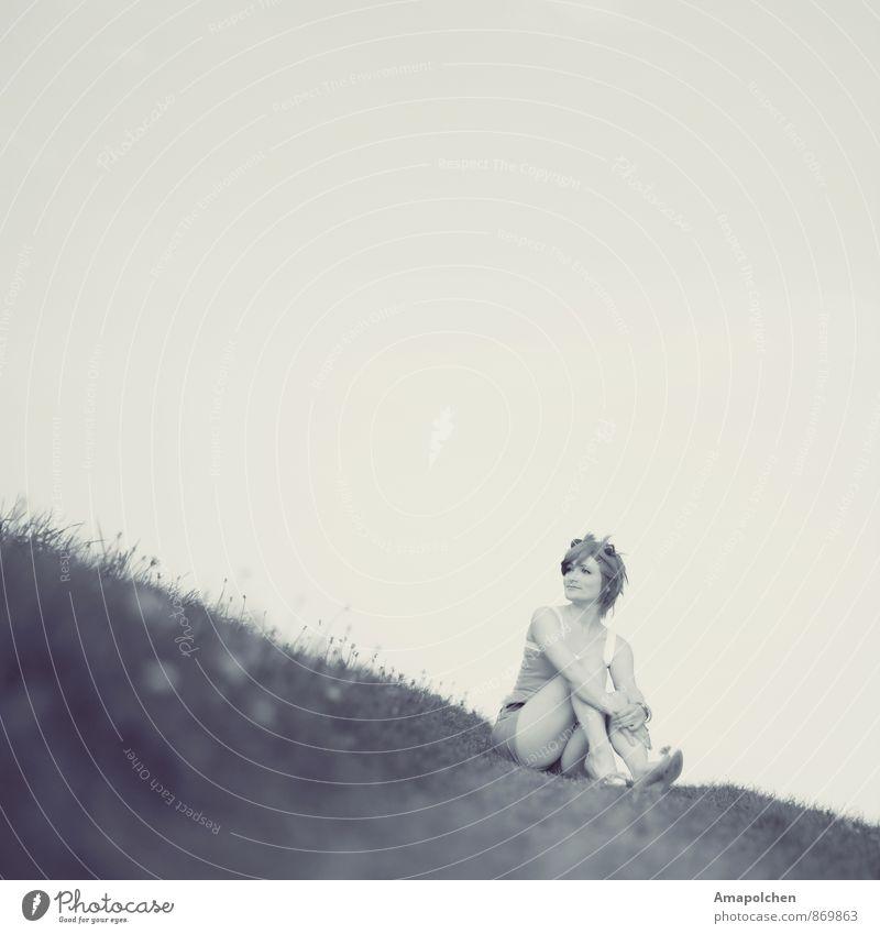 ::14-33:: Mensch Frau Kind Natur Ferien & Urlaub & Reisen Jugendliche alt Sommer Junge Frau Blume Gesunde Ernährung 18-30 Jahre Ferne Umwelt Erwachsene
