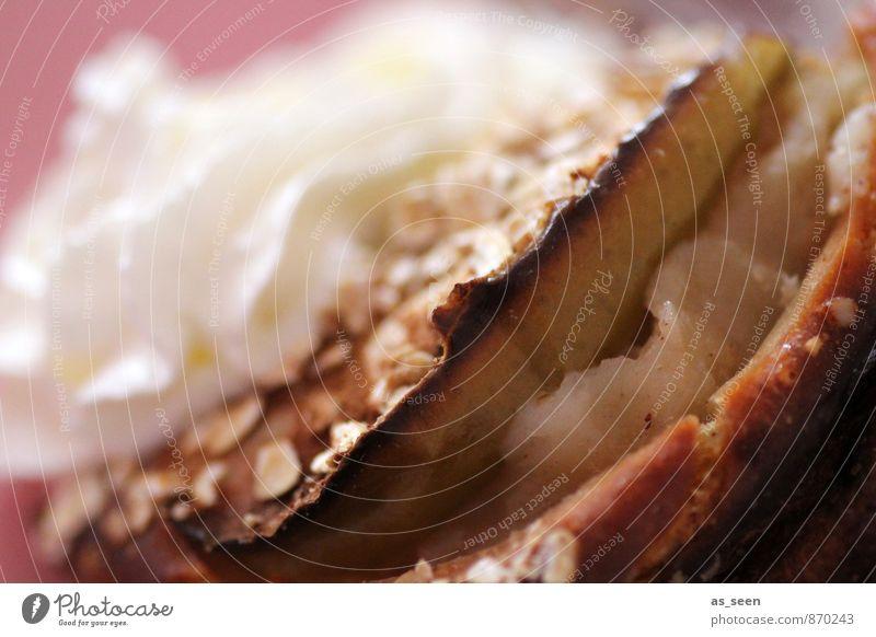 Apfeltasche Essen braun Lebensmittel ästhetisch Ernährung Lebensfreude Freundlichkeit Wellness Küche Duft Bioprodukte Kuchen Backwaren Teigwaren Festessen