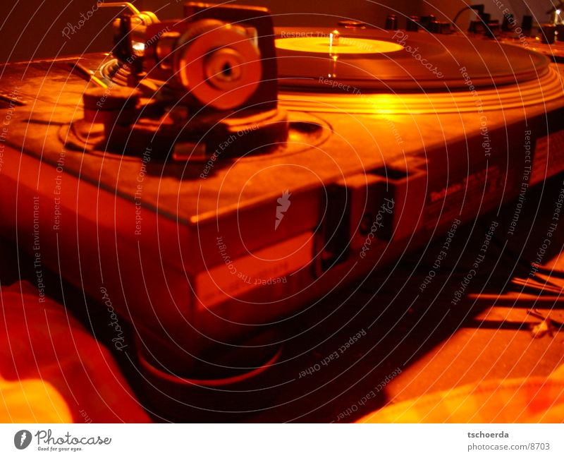 technics Technik & Technologie Club Diskjockey Plattenteller Plattenspieler