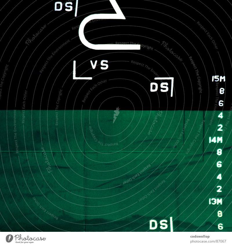 captain hook Logo Wasserfahrzeug abstrakt Typographie Hintergrundbild Abstufung graphisch Ziffern & Zahlen Buchstaben grün schwarz Hafen Industrie Schifffahrt