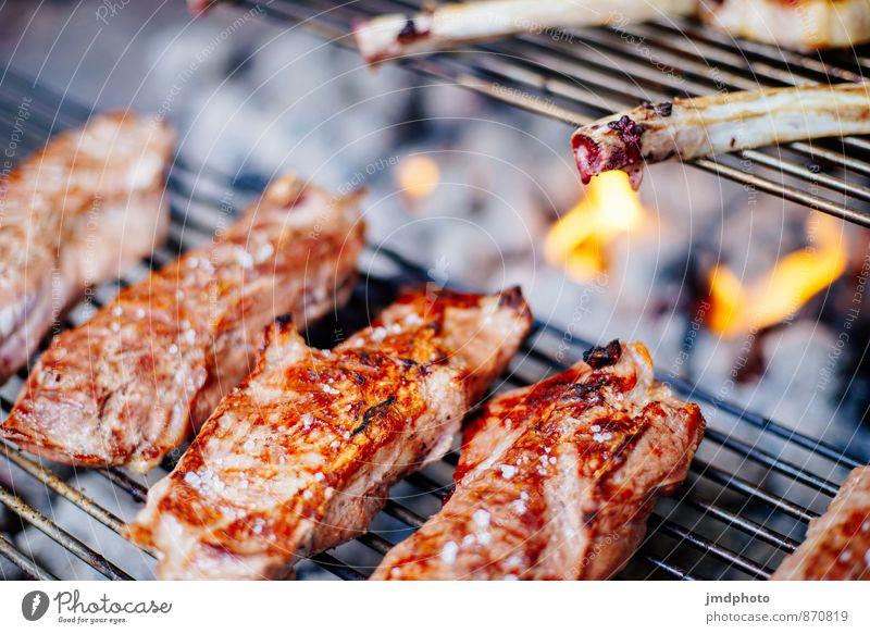 Die Grillsaison ist eröffnet Ferien & Urlaub & Reisen Sommer Freude Gesundheit Feste & Feiern braun Lebensmittel Lifestyle Freizeit & Hobby Häusliches Leben