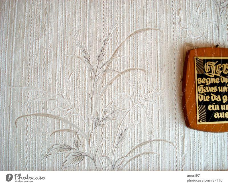 Fromme Strukturtapete Pflanze Religion & Glaube Gastronomie Tapete Meinung Botanik Konstruktion Gott Götter Moral Spießer demütig Kneipe Gasthof