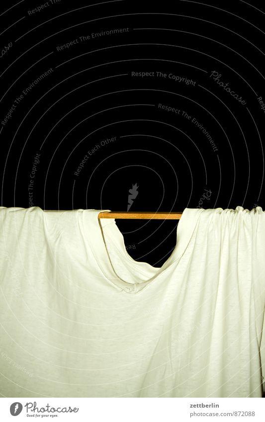 wabisabitshirt weiß Erholung ruhig Haus schwarz hell Mode Wohnung Lifestyle Häusliches Leben Zufriedenheit Bekleidung einfach kaufen T-Shirt Stoff