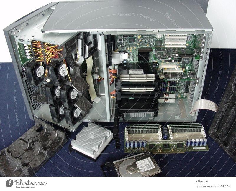 Computerinnenleben Elektrisches Gerät Technik & Technologie Hardware Innenaufnahme