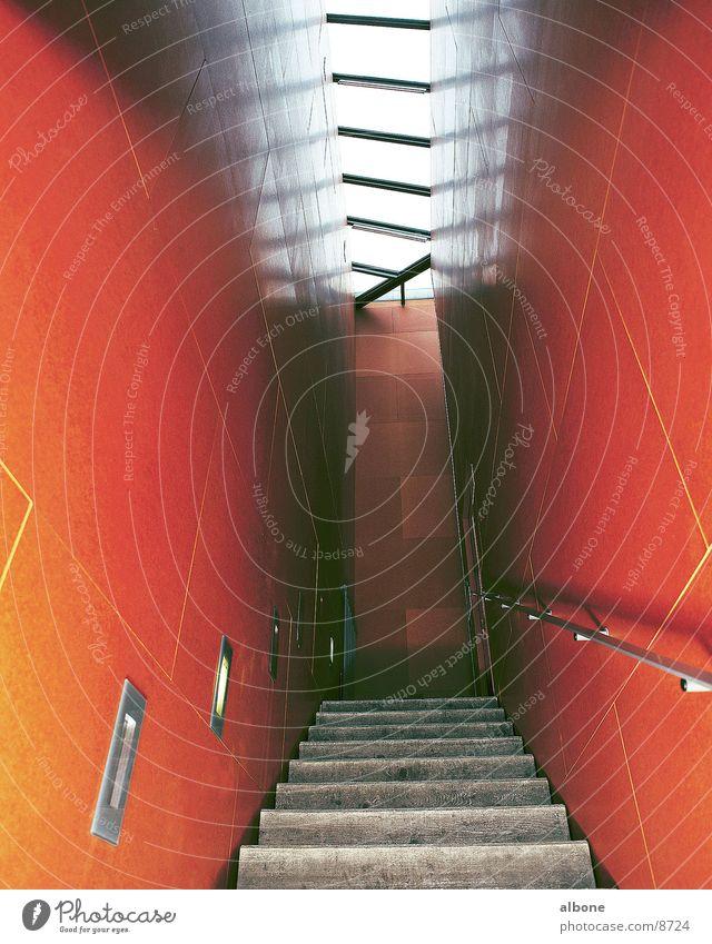 Treppe Beleuchtung Architektur