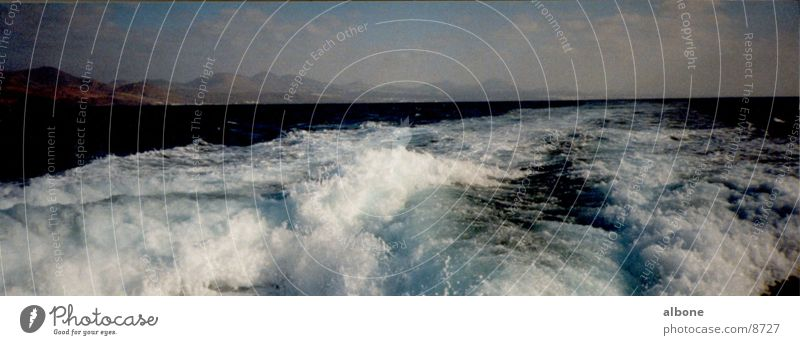 Wellen Meer Wasser