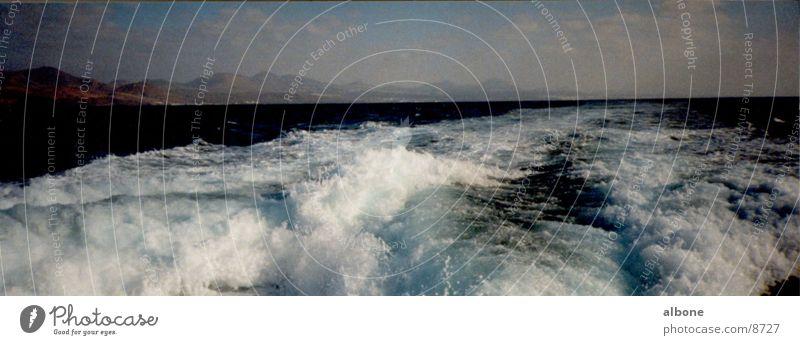 Wellen Wasser Meer Wellen