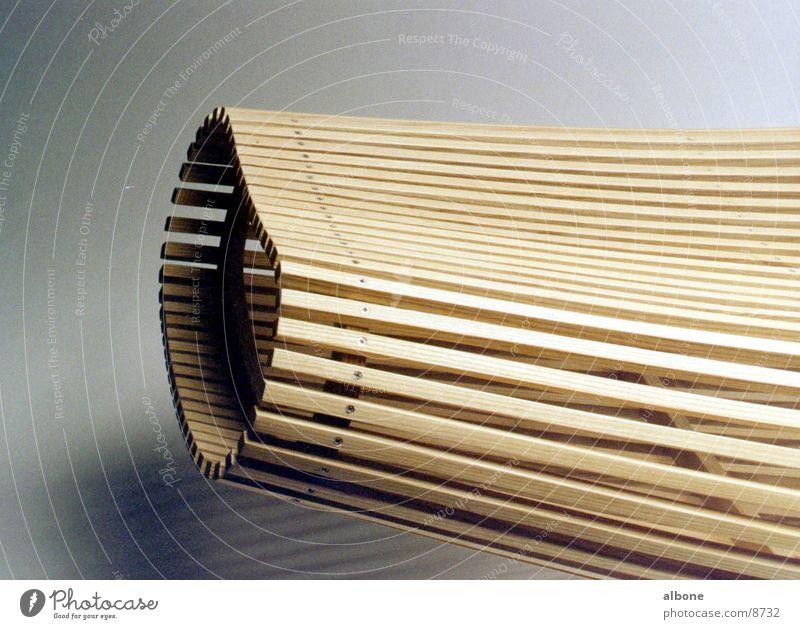 Sitzmöglichkeit Holz Hocker Verstrebung Freizeit & Hobby sitzen