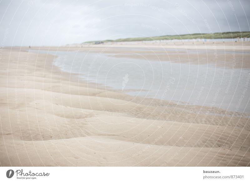 _. harmonisch Wohlgefühl Zufriedenheit Sinnesorgane Erholung ruhig Ferien & Urlaub & Reisen Tourismus Ferne Freiheit Strand Meer Landschaft Himmel Wolken
