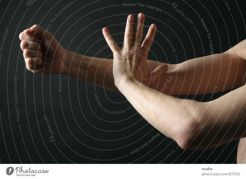 Thai Chi TC1574 Mann Hand Fitness Körperkunst Tai Chi