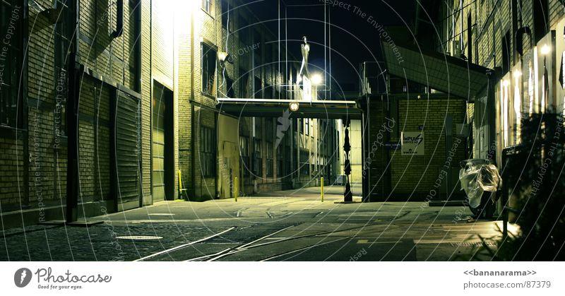 Sulzer Areal Winterthur Nacht Ghetto Gewerbe Industrie Labüsch night writer Graffiti verarmtes stadtviertel