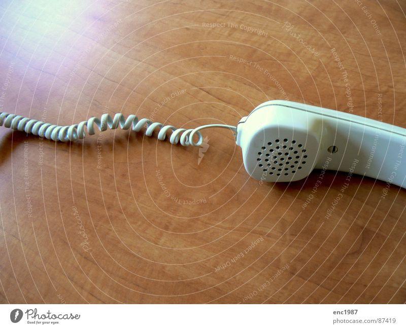 Telephonica 01 Telefon Telefongespräch verbinden Verwaltung Telefonhörer Apparatur Holzmehl Telefonbuch