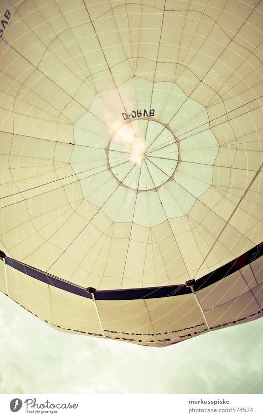ballooning Ferien & Urlaub & Reisen Ferne Freiheit fliegen Freizeit & Hobby Lifestyle Tourismus Ausflug genießen Aussicht Brand Abenteuer Unendlichkeit Neugier