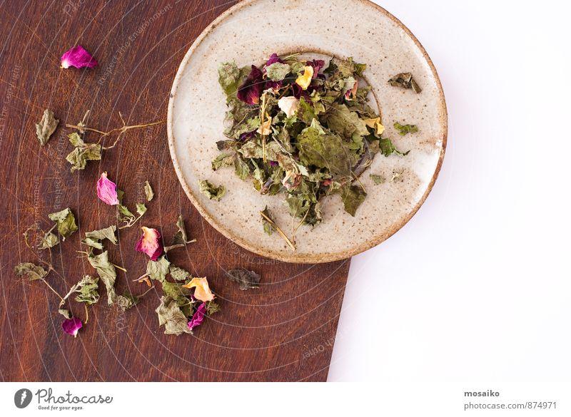 Tee ruhig Winter schwarz Design Zufriedenheit genießen Wellness Bioprodukte graphisch Frühstück Duft Holzbrett Teller Geborgenheit Vegetarische Ernährung
