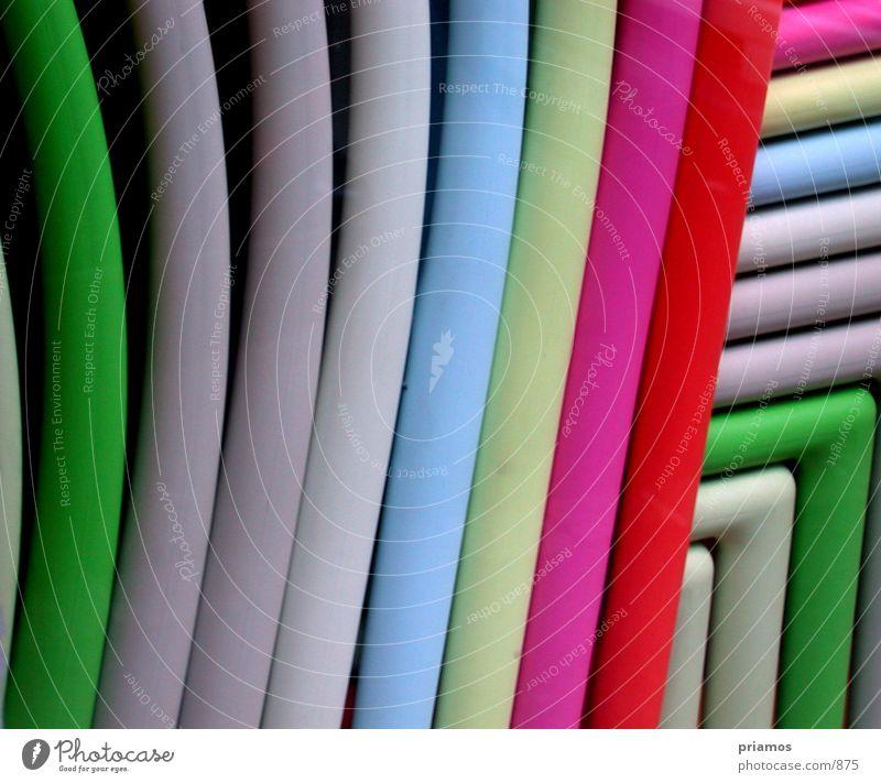 Stühle Farbe Stuhl Sessel mehrfarbig Fototechnik