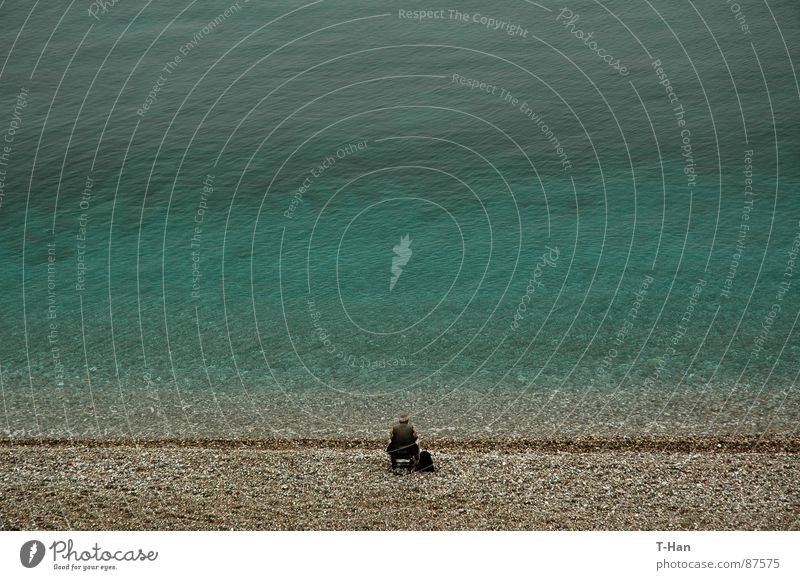 Alone-2, Turkiye Antalya Mann man only fisherman human activity let alone men Turkey