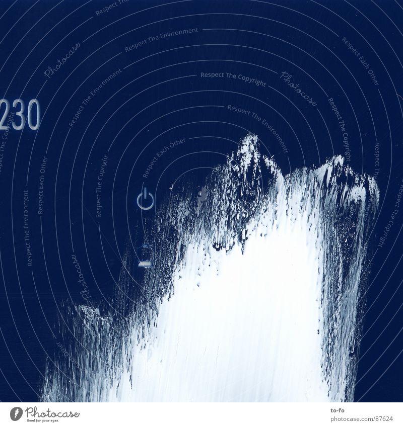 230 Farbe Industrie Wut streichen Fleck Ärger Anstreicher Druck Fehler Druckerzeugnisse