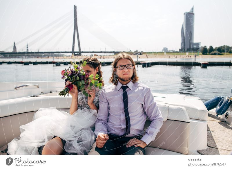 Riga Lifestyle elegant exotisch Freude Freizeit & Hobby Spielen Veranstaltung Feste & Feiern Hochzeit Familie & Verwandtschaft Paar Partner Hauptstadt Verkehr