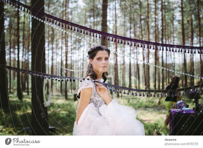 erste Fee Lifestyle elegant Stil Design exotisch Freude harmonisch Freizeit & Hobby Veranstaltung Feste & Feiern Flirten Hochzeit feminin Umwelt Natur