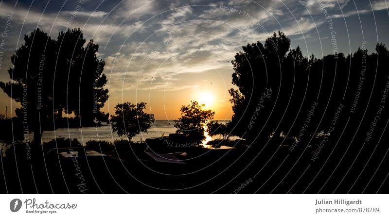 raising darkness Wohlgefühl Zufriedenheit Erholung Ferien & Urlaub & Reisen Tourismus Ausflug Abenteuer Freiheit Camping Sommer Sommerurlaub Sonne Strand Meer