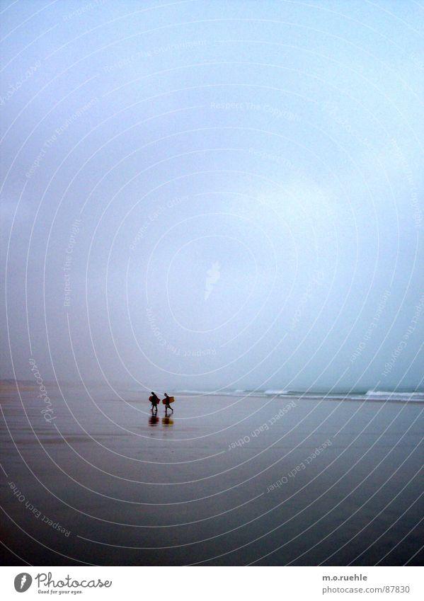two:boys Meer Einsamkeit Ferne Indischer Ozean Traumwelt Paradies Himmel Ödland abgelegen Reichweite Australien Erde Surfspot breit Himmelszelt Firmament