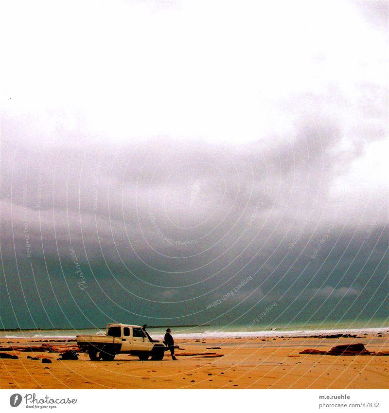 oz_cinema Meer Strand Einsamkeit Ferne Küste Gedanke Australien fremd